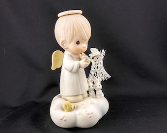 I'm So Glad You Fluttered Into My Life - Precious Moments Figurine
