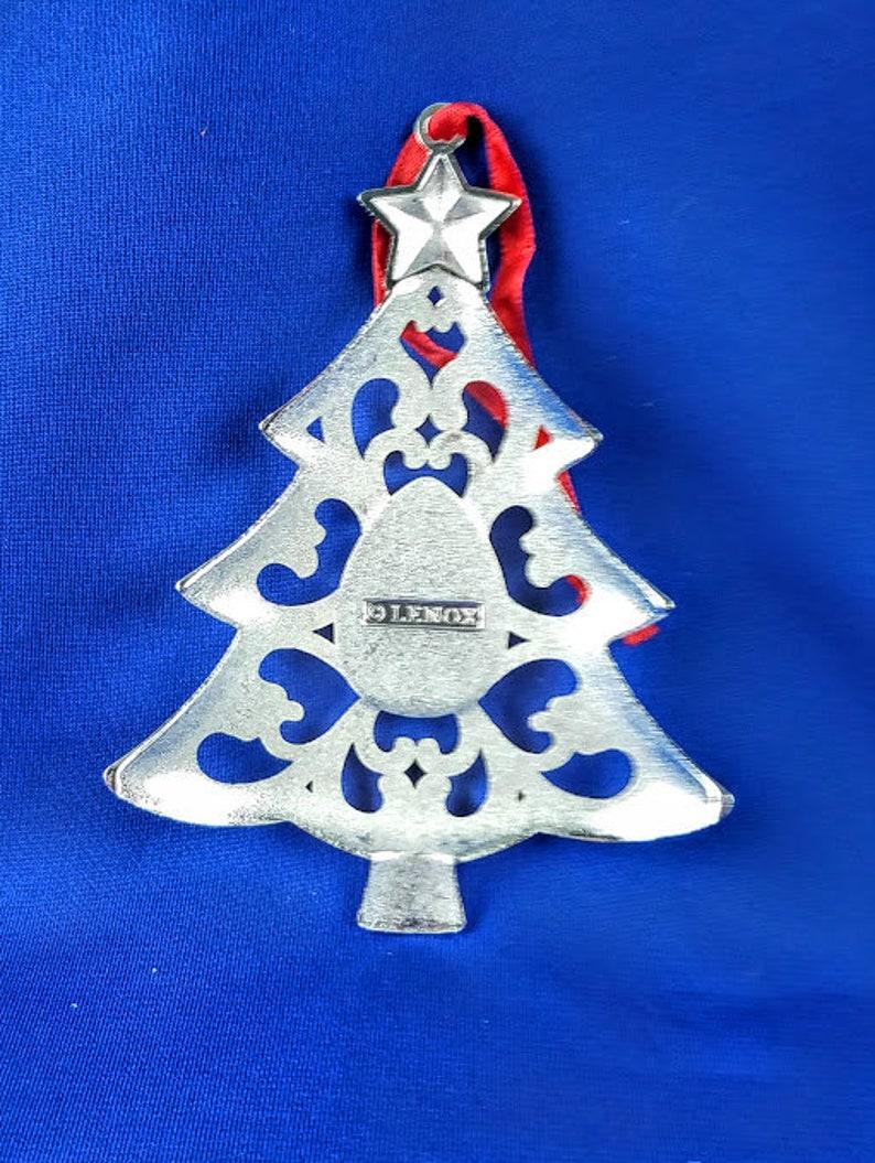 Lenox Crystal Ornament