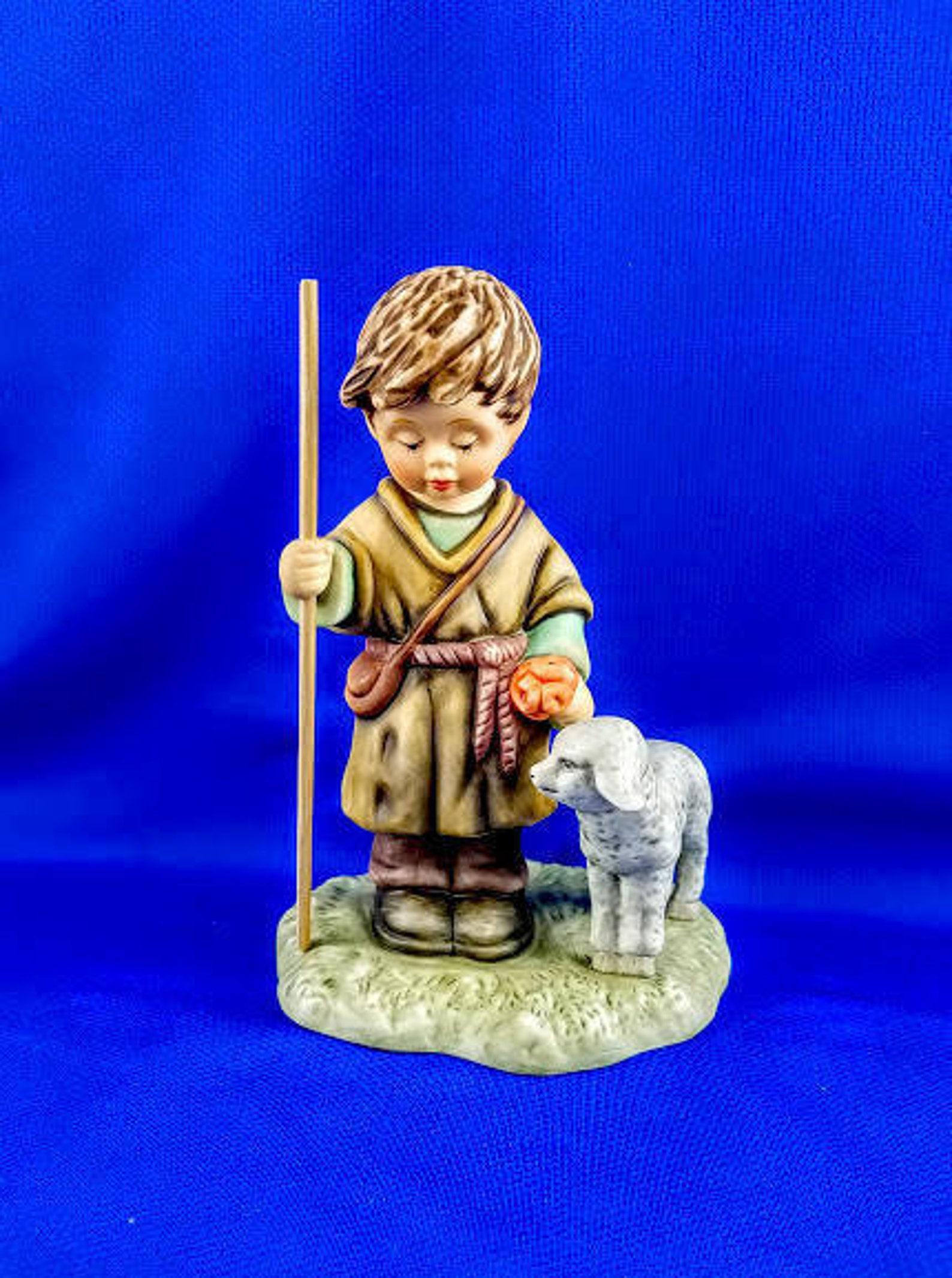 Berta Hummel Nativity - Shepherd