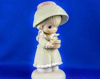 His Love Will Shine On You - Precious Moment Figurine