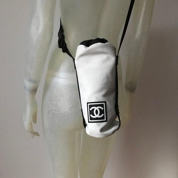 Chanel, vintage nylon shoulder bag