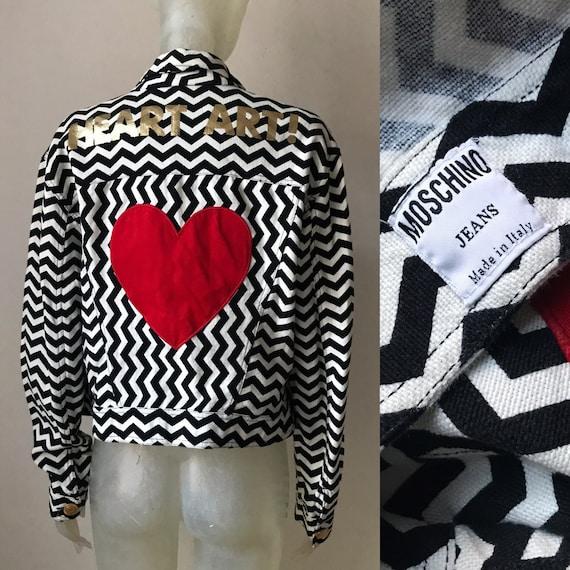 Moschino, Vintage jacket