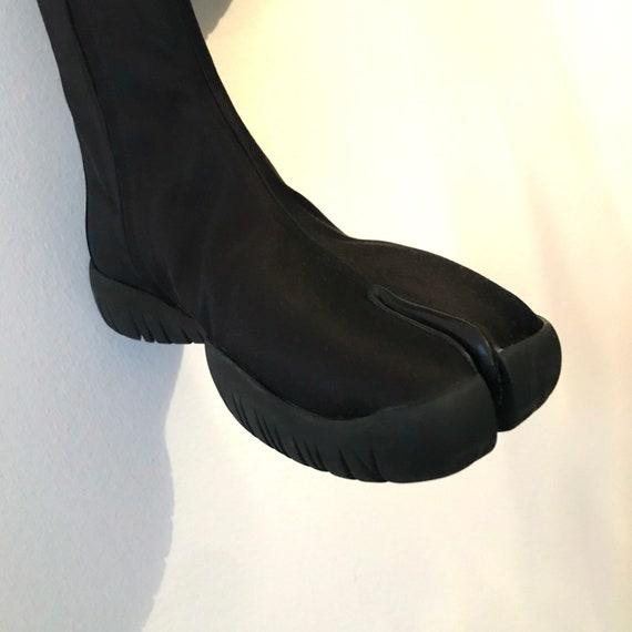 Martin Margiela, original Tabi boots