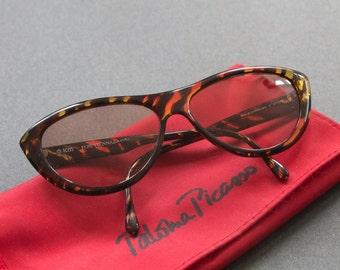 Paloma Picasso, cat-eye sunglasses