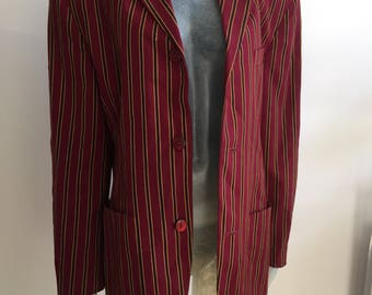 Jean Paul Gaultier, mens vintage wool blazer