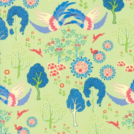 Moda MANDERLEY Bright Sky 47501 23 Fabric By The Yard By Franny /& Jane
