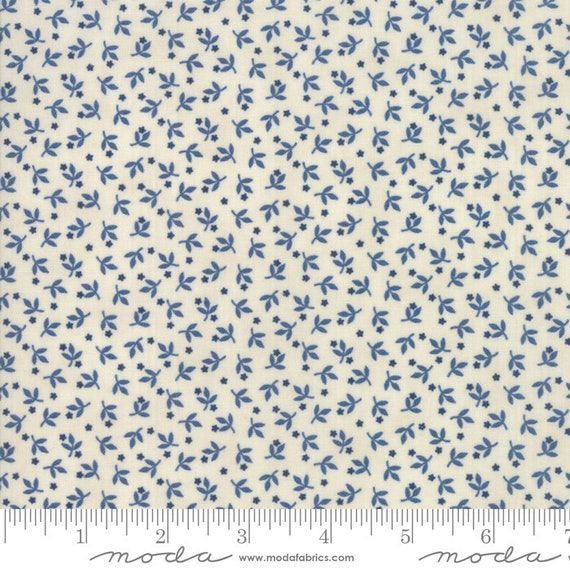 Crystal Lake Fabric by Moda #14877-15 Quilt Shop Quality