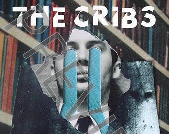 Tshirt The Cribs The New Fellas 2005 Etsy
