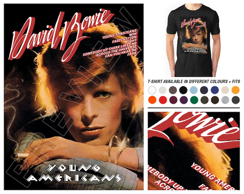 Bowie Young Americans Movie — bild 5