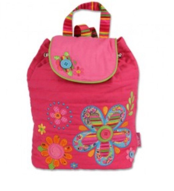 f10de29aa7 Personalised toddler kids mini backpack. Custom bag ideal