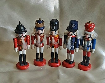 Wooden Toys Soldiers