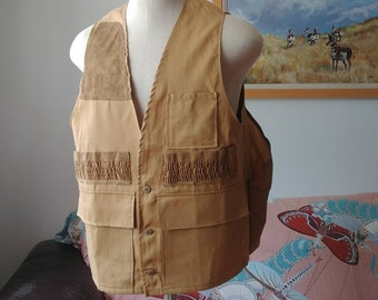 cae28f29a67d4 1970's Hunting Vest