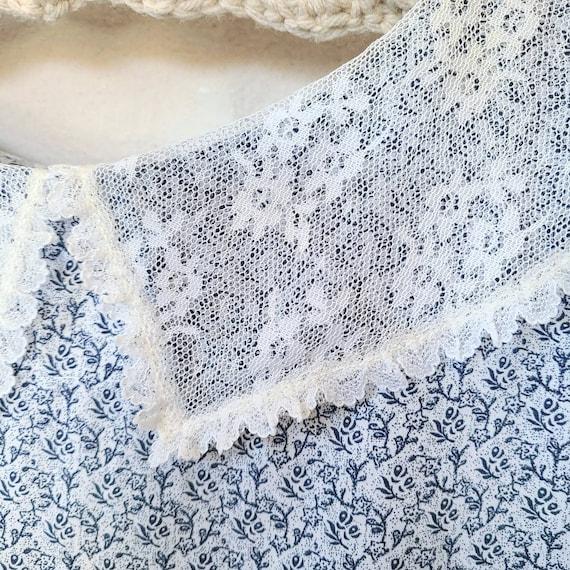 80's Cottagecore Dress Medium - image 7
