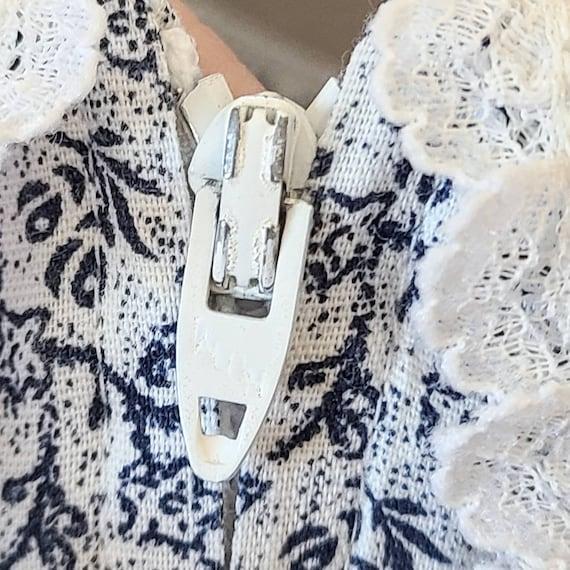 80's Cottagecore Dress Medium - image 9