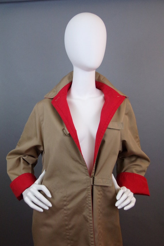 Bonnie Cashin for Russel Taylor weatherwear trenc… - image 1