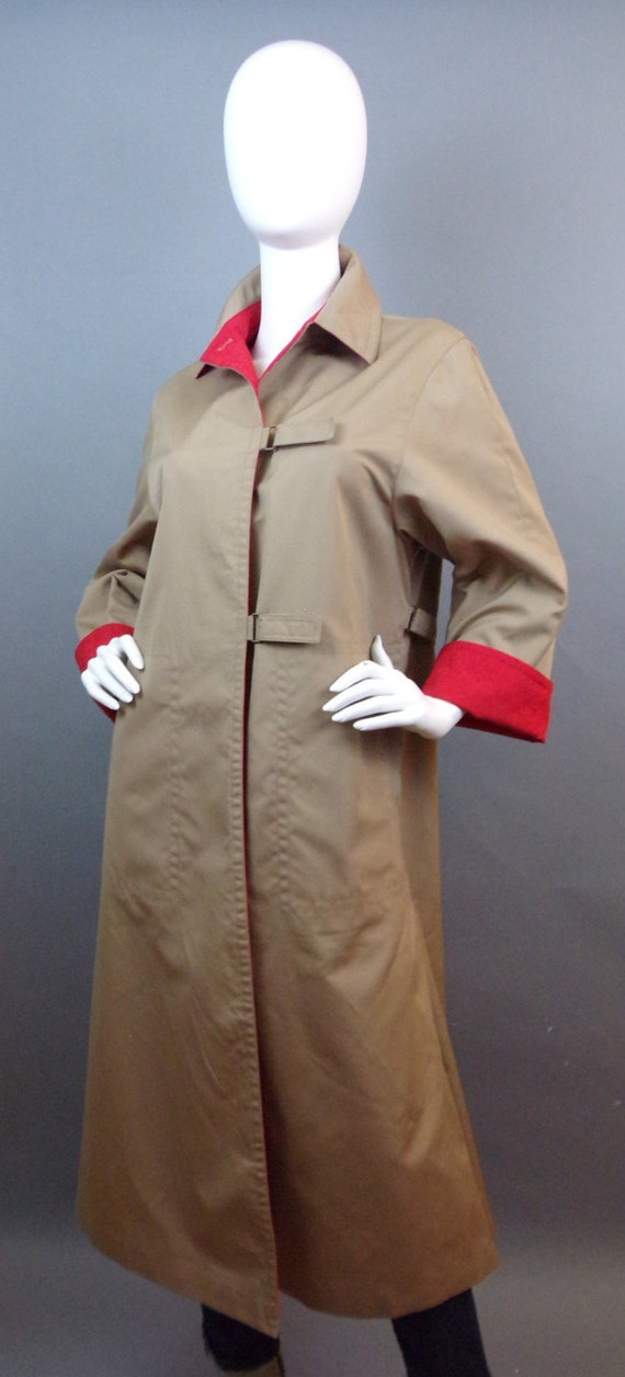Bonnie Cashin for Russel Taylor weatherwear trenc… - image 4