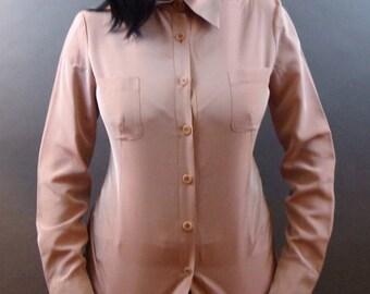SALE Vintage Henri Bendel blouse shirt