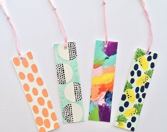 Bookmarks | hand-painted