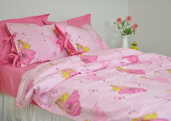 Girls Twin Xl Full Queen Fairy, Fairy Princess Twin Bedding