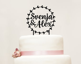 Cake Topper customized