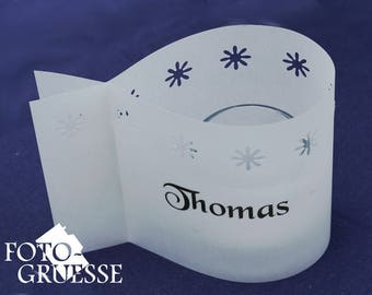 Name lantern fish form / / baptism / / confirmation / / from 2,50EUR per piece
