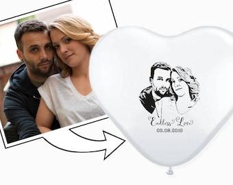 Foto-Luftballons