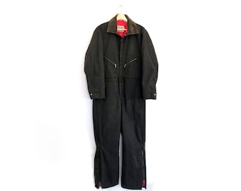 Vintage Walls Blizzard Pruf Insulated Coveralls / Large / Vintage Snow Suit & Work Wear