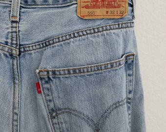 Vintage Red Tab Relaxed-Fit Levis