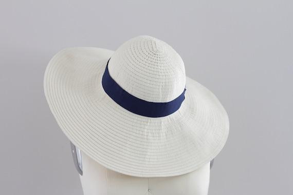 St. Leger Hat // 1990s Vintage Ralph Lauren Wide-B