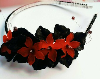 Blooms of Lilith Hairband