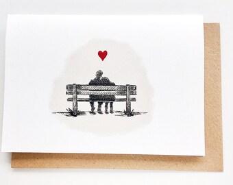 I got you babe | Love card, Anniversary Card, Valentine's Day, Couple card, Romantic card, I miss you card, Liebe card, Carta de amor
