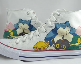 f79deb5181ab pokemon inspired custom shoes converse personalized sneakers