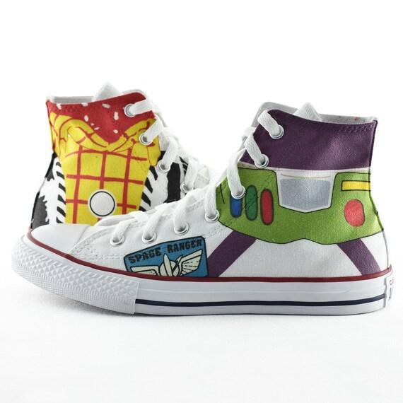 Toy Story x Converse : les sneakers inspirées des héros