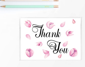 Thank you cards,  Thank you cards wedding, Thank you bridesmaid, Wedding thank you cards, Greeting cards, Stationery lovers