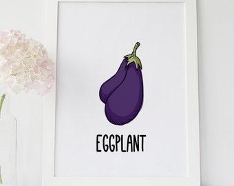 Eggplant ...