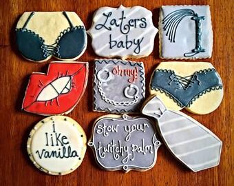 Boob Cookies Etsy