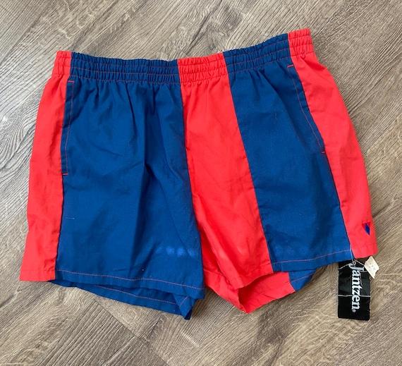 Vintage Jantzen USA swim shorts