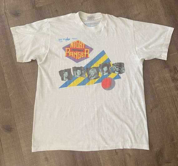 Vintage USA Night Ranger tour band shirt