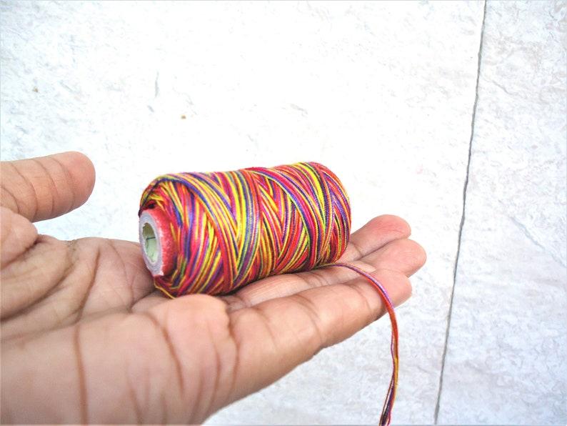 kalava indian sacred bunch of red yellow green pink orange purple wrist thread craft thread craft dori 2 Multi colour moli puja samagri