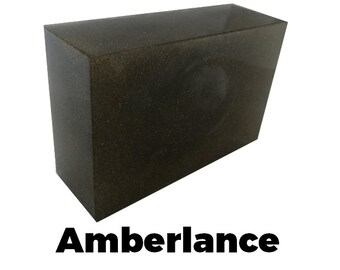 Amberlance - Handmade Soap Bar (amber musk) //vegan, made in Canada//