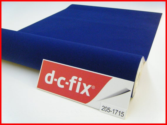 2 meter X 45cm LIGHT BLUE PLAIN STICKY BACK PLASTIC SELF ADHESIVE VINYL FILM