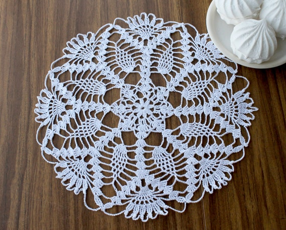 housewarming party home decor,gift for birthday handmade doily crochet doily mother/'s day. Openwork doily Yellow knitted doily