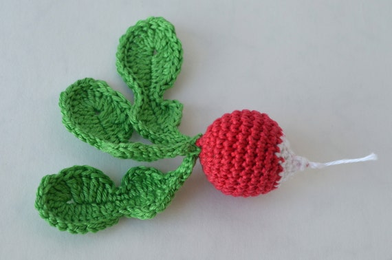 Crochet Fruit And Vegetable Patterns All The Best Ideas | 378x570