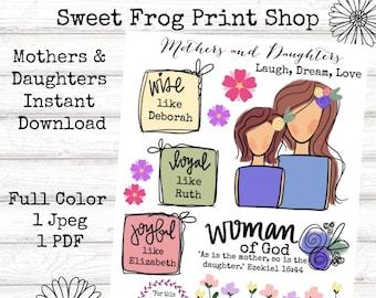 Sweet Frog Print Shop
