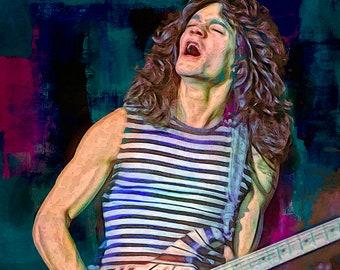 Eddie Van Halen, Van Halen