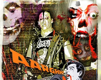 The Misfits, print, poster