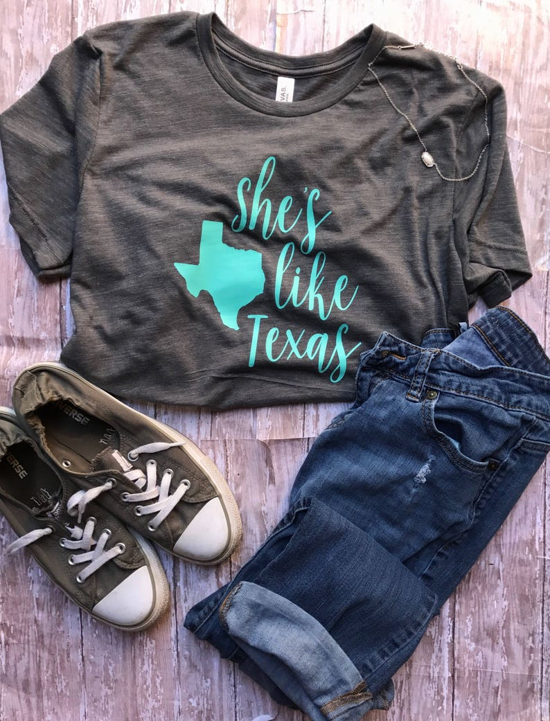 d4188012 Texas Tee - Texas TShirt - Womens Texas Shirt- Texas Shirt- Texas Top-  Texas T-Shirt- Texas- Texas T shirts for Women - Home Shirt