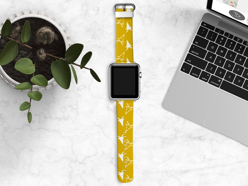 Capricorn Apple Watch Band For Apple Watch Series 4 Series 3 Etsy