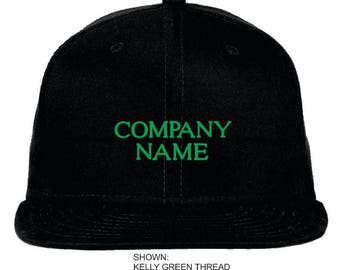Personalized Company Snapback Cap bacc20274c74