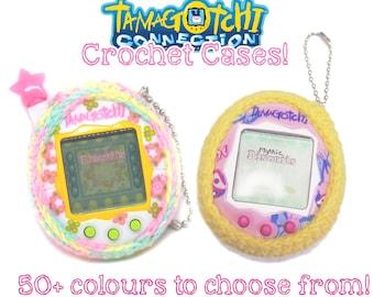Tamagotchi Connection Cases - Choose Your Favourite Colours! v1 v2 v3 v4 v4.5 v5 v5.5 v6